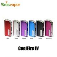 Cheap Original Innokin Cool Fire IV 40W Box Mod Innokin CoolFire IV Express Kit 2000mah Innokin Coolfire 4 mod VS kanger nebox subvod kit