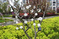 Wholesale Outdoor Solar LED Chinlon Light String Creative Garden Lights Holiday Garden Lamp Landscape Lamp Warm Christmas Wedding Decoration Fairy Li