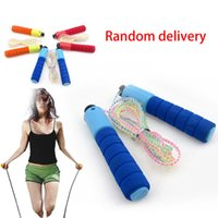 Wholesale 20pcs New Personal Calories Burning Electric Counting Skip Rope Unisex Fitness Body Building Rope Skipping