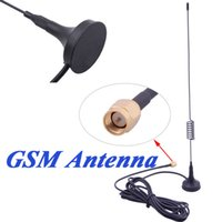 Wholesale 3m SMA MHz Suction Cup Car GSM Antenna for Auto Car Max W Input Power