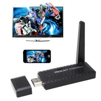 Wholesale HDMI P TV Stick Miracast DLNA Airplay WiFi Display Receiver Dongle for Mobile Tablet PC