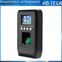 Wholesale KO H25 No Need Software USB Fingerprint Reader Biometric Time Attendance