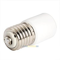 Wholesale LS4G E40 Socket Base LED Halogen CFL Light Bulb Lamp Adapter Converter Holder