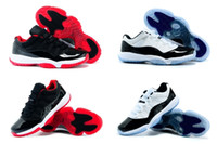 shoes big size - Retro men Basketball Shoes Big Size j XI sneakers US Size