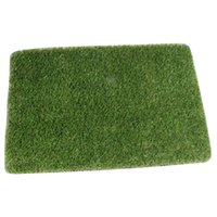 american mattress - Artificial green grass environmental mattress comfortable dirt resistant non slip easy to clean and washable household bathroom living room