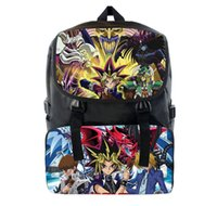 Cheap Hot Sale Japan & Korean Anime Cartoon Cosplay Game Backpack School College Outdoor Daypack Shoulder Bag For Girl Boy Kids