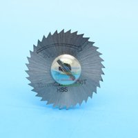 Wholesale HSS Rotary Tools mm Circular Saw Blades Cutting Discs Cutoff Cutter Power tools Dremel with quot Mandrel Shank order lt no track