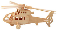 apache block - In new product s the apache helicopter wooden children s building blocks toys