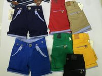 baby batch - Boys Short Trousers Colors Baby Boys MOS T Mixed Batch Colors Free With Infant Belt