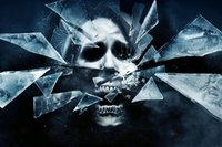 art destinations - The Final Destination Movie Film Skulls Glass Art Fabric Poster Print Picture x36 inch Art Silk Poster