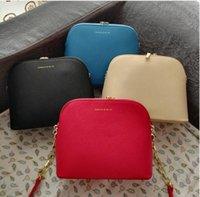 Wholesale 2016 Charles Keith CK2 spring shell pack candy color inclined shoulder bag handbag single shoulder bag