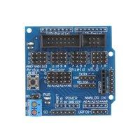 analog servo motor - Sensor Shield Digital Analog Module Servo Motor for Arduino UNO R3 MEGA V5