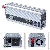 ac power invertor - 1500w Car Converter Modified Sine Wave Power Car Inverter DC v to AC v USB V Invertor USB Car Charger