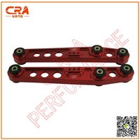 Wholesale CRA Performance High Quality SKUNK2 Rear Lower Control Arm LCA for Honda Civic EG Blue Red Black Silver Gold