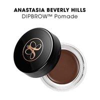 auburn kit - 5 colors ABH Pomade Ana Beverly Hills Eyebrow Kit Fast drying Waterproof Eyebrow Blonde Auburn Chocolate Dark Brown Ebony by DHL