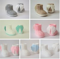 angels crochet - Crochet baby booties Crochet baby shoes Angel wings boots colors photo prop baby shower gift Handmade shoes size cm cm cm cm
