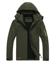 Cheap Fall-2016 Jacket Men Overcoat Casual Bomber Jackets Mens Outdoor Windbreaker Coat Jaqueta Masculina Veste Homme Brand Clothing Parka