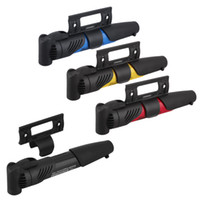 Wholesale New Portable mini g cycling mountain bike portable mini pump Double stroke gas mouth Bicycle Pump New