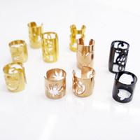 Wholesale Stainless Steel Ear Cuff Clip Earrings Punk Mix Colors Multi Styles Men Women Body Jewelry Jewelry Accessories BJ7295