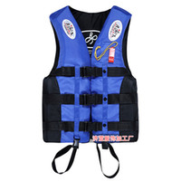 all adult life vest xxl - 2016 New Life Jackets Fashion Life Vest Rafting S M L XL XXL XXXL Adults Children Life Vest JSY
