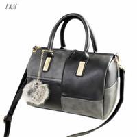 baguette purse - 2016 New Casual Small Patchwork Pillow Handbags Hotsale Women Evening Clutch Ladies Party Purse Famous Brand Shoulder Crossbody Bags