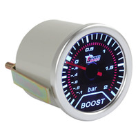bar operations - High Sensitivity Easy Operation quot mm DC V Bar Car Trubo Boost Gauge Meter With Led Display