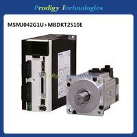 ac servo motor control - MSMJ042G1U MBDKT2510E KW RPM A5IIE Pulse Control AC Servo Motor with Servo Drive