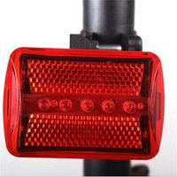 bicycle installation - Bike Back Tail Light Red Road Bicycle Bike Accessories Led Lamp For Bicycle Lights Easy Installation