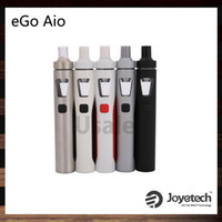 battery capacity device - Joyetech eGo AIO Kit With ml Capacity mAh Battery Anti leaking Structure and Childproof Lock All in one style Device Original