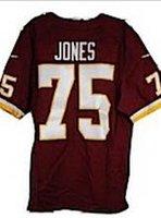 Wholesale Deacon Jones Washington red Jersey shirts size S small xl