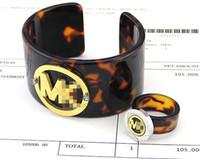 amber bear - fashion Jewelry bear amber vein k gold bracelet opening wide Resin Bracelet