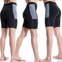 Wholesale Men Sports Compression Tights Running Shorts Gym Sports Base Layer Shorts Quick Dry S XXL