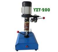 automatic capper - 220V New Semi auto PET Cans Sealing Machine Tin Zip top Cans Jar Capper