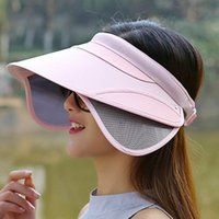 Wholesale 2016 the new promotion can be folded Hat Lady sun hat summer sun hat outdoor big edge anti UV sun hat