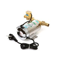 automatic booster pump - 100W Electronic Automatic Domestic Shower Washing Machine V Booster Pump
