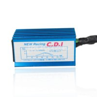 atv cdi box - Blue Square Plug Pin Racing CDI Box For cc cc cc Roketa Kazuma Sunl ATV Quad Scooter Go Kart