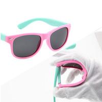 baby sunglasses infant - Classic Infant Baby Kids Polarized Sunglasses Children Safety Coating Glasses Sun UV Protection Fashion Shades oculos de sol