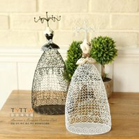 bathroom iron wire rack - 2015 Large iron wire skirt waistline resin frame decoration decoration dresser essential