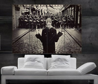 anonymous poster - Anonymous vs Police V for vendetta Poster print wall art parts Poster print art huge picture photo No235