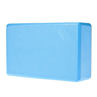 Wholesale Hot Sale Yoga Block Brick Foaming Foam Home Exercise Practice Fitness Gym Sport Tool