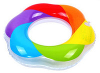Wholesale Summer Adult Swim Ring Inflatable Swimming Ring Armpit Swimming Laps