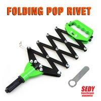 Wholesale SEDY Pop Rivet Riveting Gun Concertina Riveter Heavy Duty Hand Tool