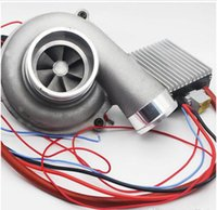 Wholesale Electric Turbo Supercharger Thrust Motorcycle Turbocharge Air Filter for all car
