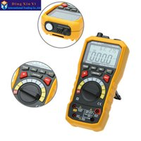 Wholesale HYELEC MS8229 in Digital Multimeter with Noise Temperature Luminance Test Function multimetro
