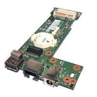 asus wlan - DC Power Jack IO WLAN PCB Board N09IO1000 B2 For ASUS K42J K42JR K42DR K42JC K42F
