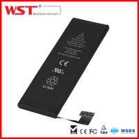 Wholesale Newest iphone battery mAh V Inner built in Li ion Replacement Battery For iphone quality guarantee