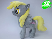 horse doll - 25 cm g my little pony Plush Kawaii Doll Child Baby Kids Toys Stuffed Animals Horse Dinky Doo Dinky Hooves