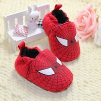 baby first products - New product selling spider man out shoes toddler baby baby soft bottom shoes baby first walkers