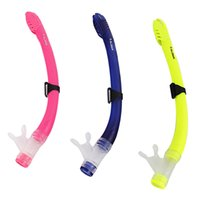 Wholesale Skin Diving Kids For Years Old Full Dry Top Snorkel