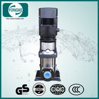 Wholesale 100 m3 h HZ anti corrosion silent high speed stainless steel vertical multistage domestic hot water pump